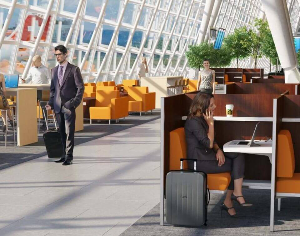 Airport Furniture Houston Texas