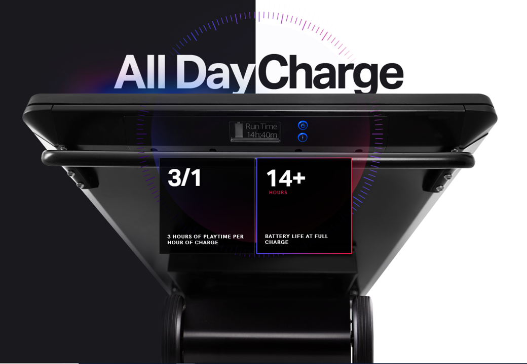 EVO Lite All Day Charge
