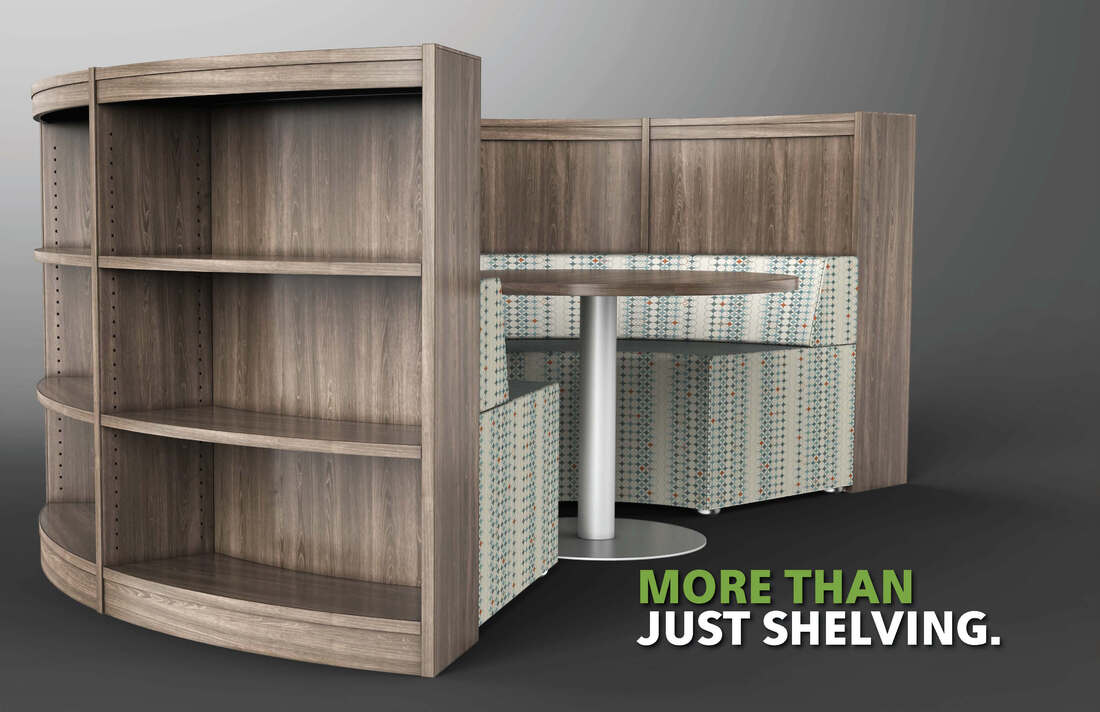 LIAT Everest Shelving