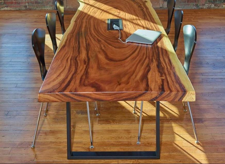 Grove Collection of Solid Wood Tables